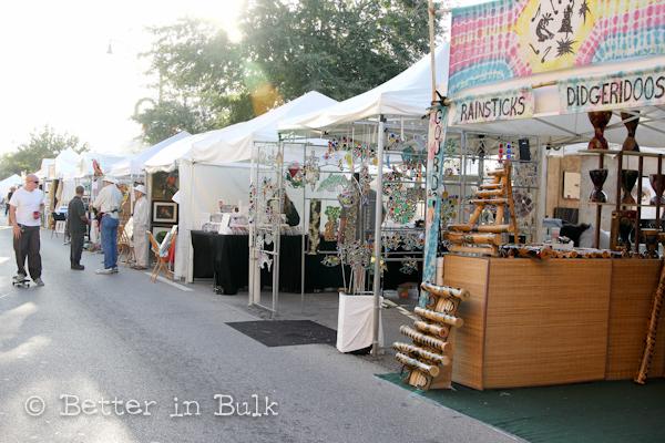 Osceola Fall Art Festival Kissimmee Florida