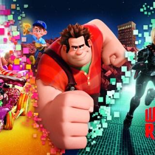 Disney's Wreck-It Ralph movie poster