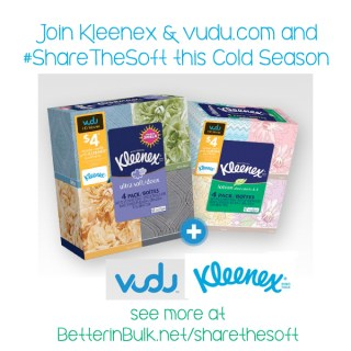 Conquering Cold and Flu Season With Kleenex #ShareTheSoft