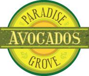 paradise grove avocados logo