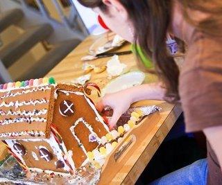 We built a house….