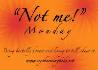 Not Me! Monday!