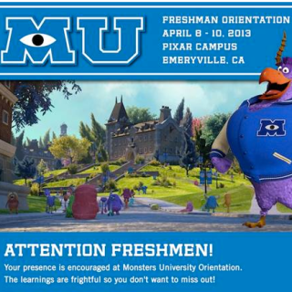 Meet the Newest MU Freshman! #MonstersUEvent