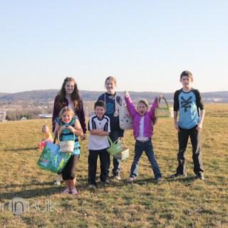 easter egg hunt - Happy Easter 2013