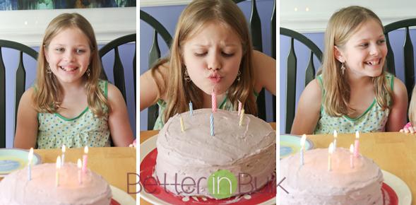 Reese 10th birthday