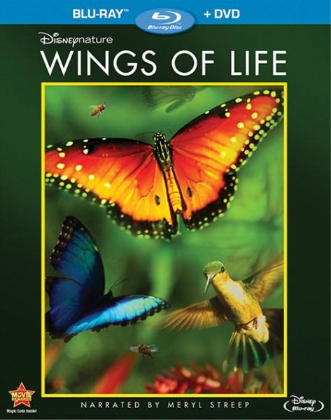 Disneynature Wings of life dvd