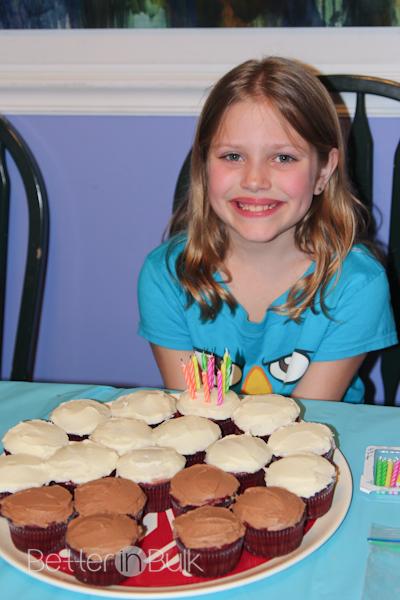 blue bunny birthday party