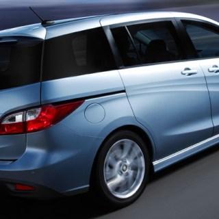 2013 Mazda5 Grand Touring Review