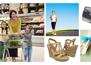 Spring is in the Air…Shoes, Exercise, Puzzles, and More