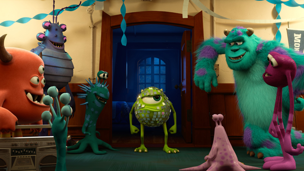 Monsters University Pixar