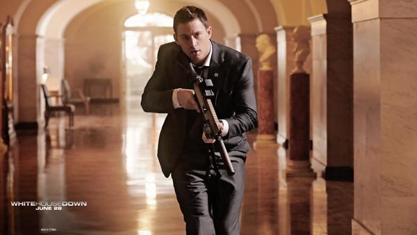 White House Down Channing Tatum