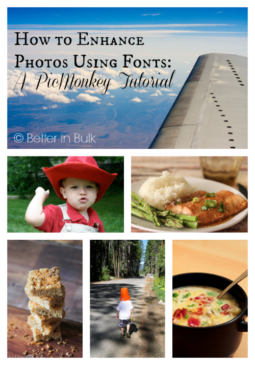 How to Enhance Photos Using Fonts A PicMonkey Tutorial