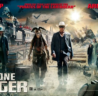 The Lone Ranger Armie Hammer interview