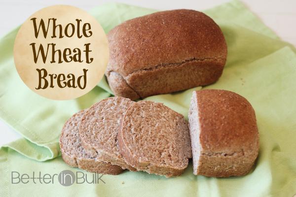 wheat-bread recipe