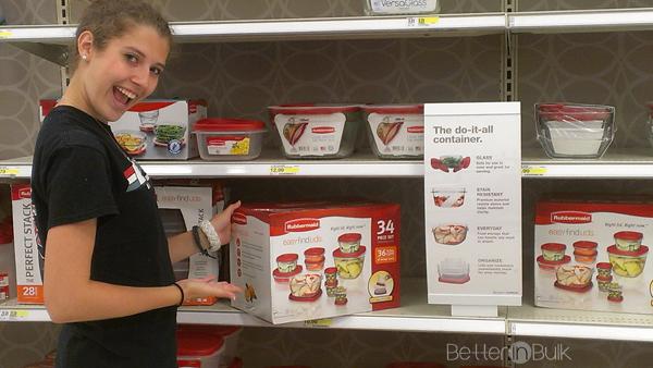 Target Rubbermaid Easy Find Lids