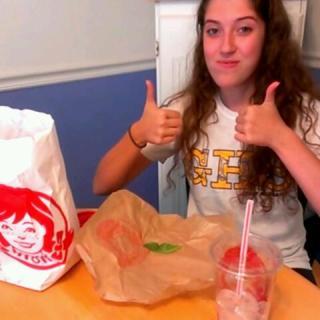 Wendy's Flatbread sandwiches #6seondsflat