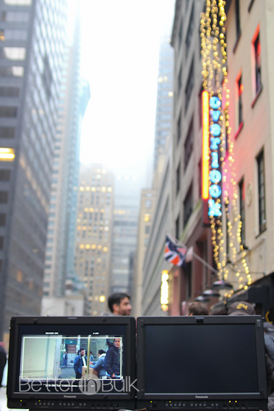 delivery man movie set in NYC