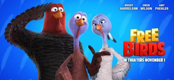 Free Birds banner