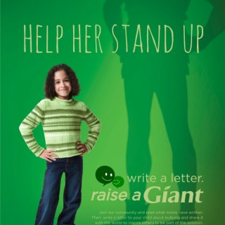 Raise a giant - green giant