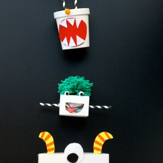 Monster Favor Boxes and More from Minted