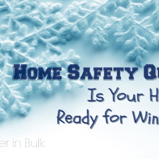 Home safety quiz
