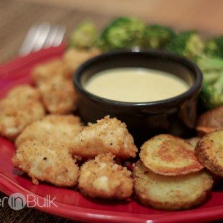 best-ever baked chicken nuggets