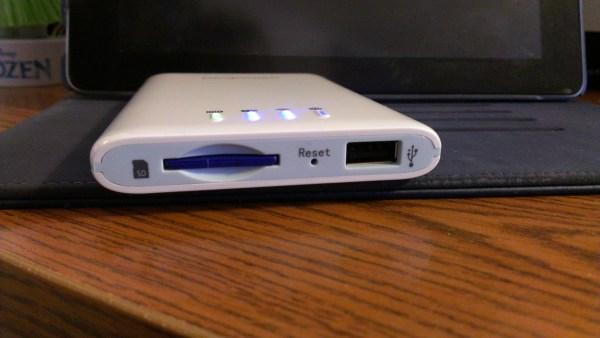 RAVPower 5-in-1 FileHub