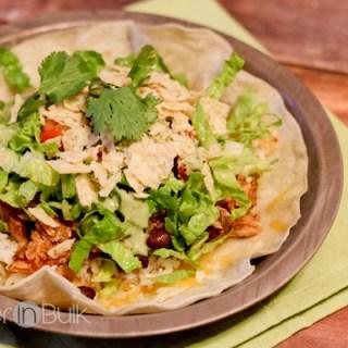 Cafe Rio Sweet Pork Salad Copycat Recipe
