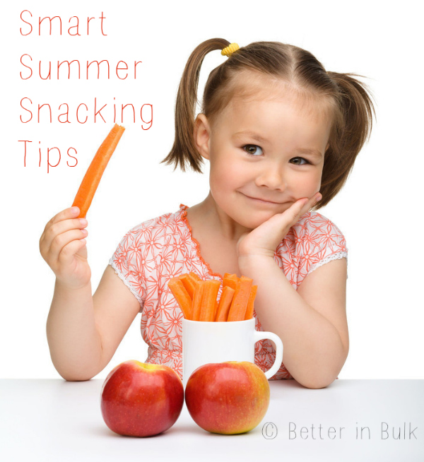 Smart Summer Snacking Tips