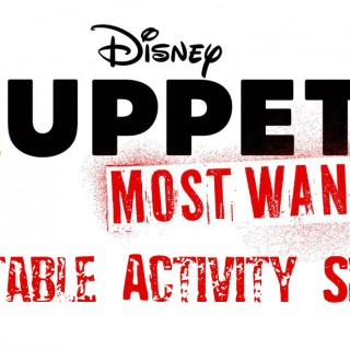 Muppets MOST WANTED Printable Activity Sheets