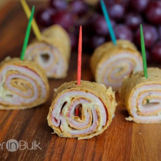 ham and swiss cheese pinwheels #MyLifeIngredients