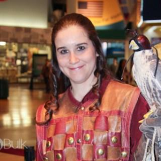 Royal Falconer – Medieval Times #WW