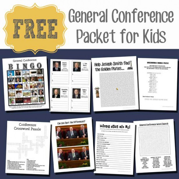 Free-General-Conference-Packet