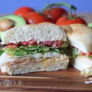 sunny chipotle chicken sandwich #delifreshbold