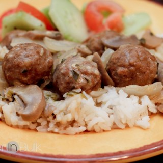 Easy Meatball Stroganoff Recipe