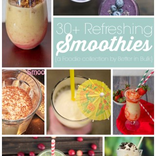 30 Refreshing Summer Smoothies