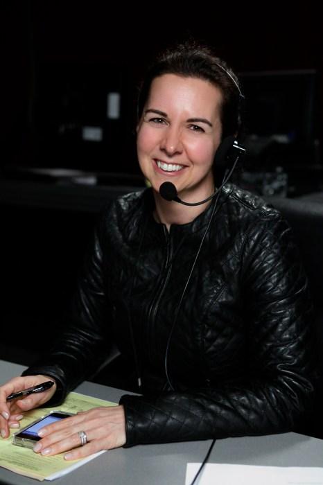 """Jill Leiderman serves as executive producer of """"Jimmy Kimmel Live."""" (ABC/Randy Holmes)"""