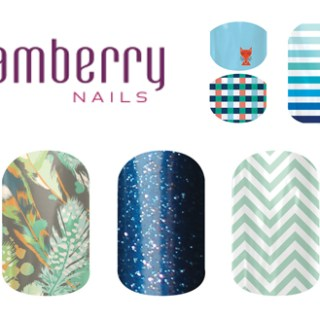 Jamberry Nails: Come Party and Win a Free Jamberry Mani/Pedi!
