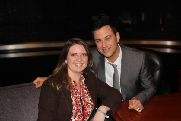 lolli and jimmy kimmel