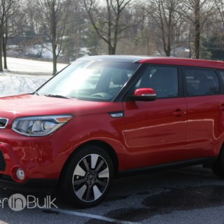 2014 Kia Soul !