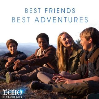 Earth to Echo – Geocaching Adventure #EarthToEcho