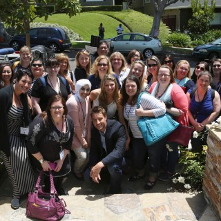 On Location: ABC's Mistresses Season 2 #ABCTVEvent