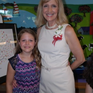 Reese's 5th Grade Graduation #PSF Give Me Your Best Shot