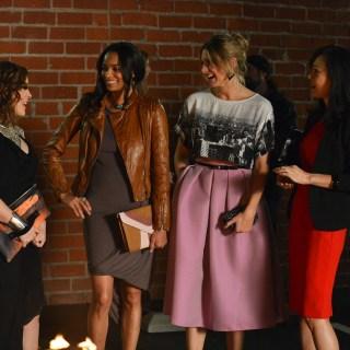 Mistresses Season 2 Premiere & Meeting Jason George #ABCTVEvent