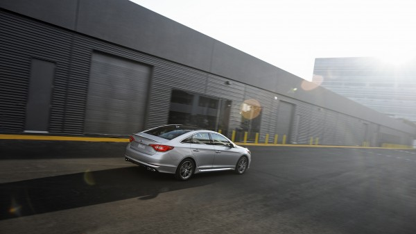 2015 Sonata Debut at Montgomery, Alabama  Hyundai Motor Manufacturing Alabama (HMMA) #NewSonata