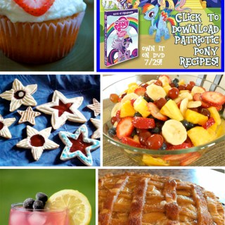 My Little Pony Friendship is Magic Recipes