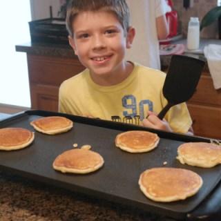 How to Raise Confident Cooks #BensBeginners