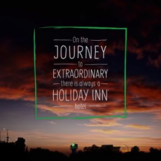 holiday inn #journeyon