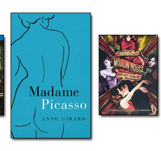 Madame Picasso prize giveaway