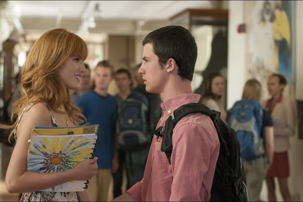 Bella Thorne interview for Alexander and the Terrible, Horrible, No Good, Very Bad Day